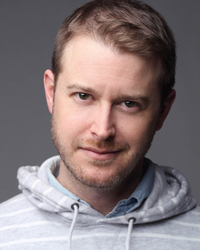 Jeremy Wood Headshot