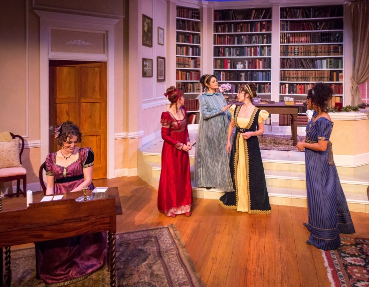 Miss Bennet Christmas At Pemberley.Miss Bennet Christmas At Pemberley Theatrical Outfit