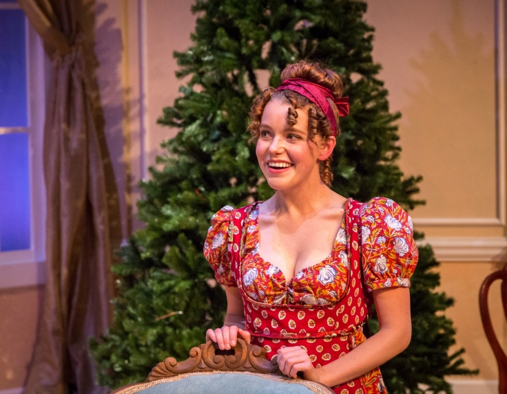 Christmas At Pemberley Manor Cast.Miss Bennet Christmas At Pemberley Theatrical Outfit